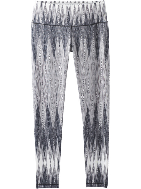 Prana W's Pillar Printed Leggings Bone Arctic